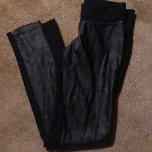 Rue 21 faux leather leggings